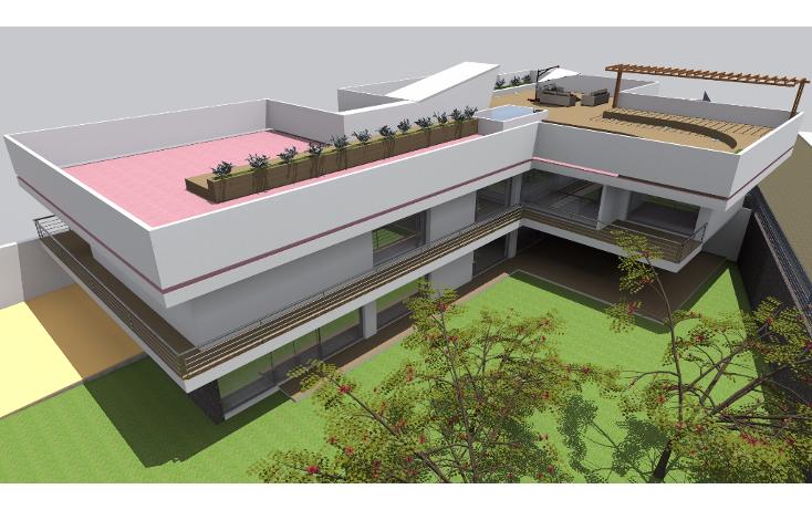 Foto de casa en venta en  , jardines del pedregal, ?lvaro obreg?n, distrito federal, 1206889 No. 03