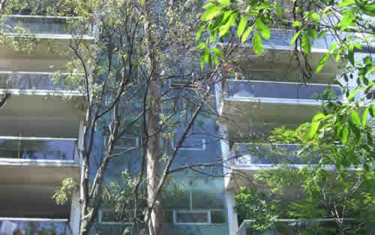 Foto de departamento en renta en  , jardines del pedregal, álvaro obregón, distrito federal, 1215281 No. 01