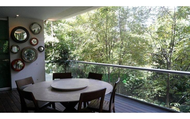 Foto de departamento en renta en  , jardines del pedregal, álvaro obregón, distrito federal, 1215281 No. 04
