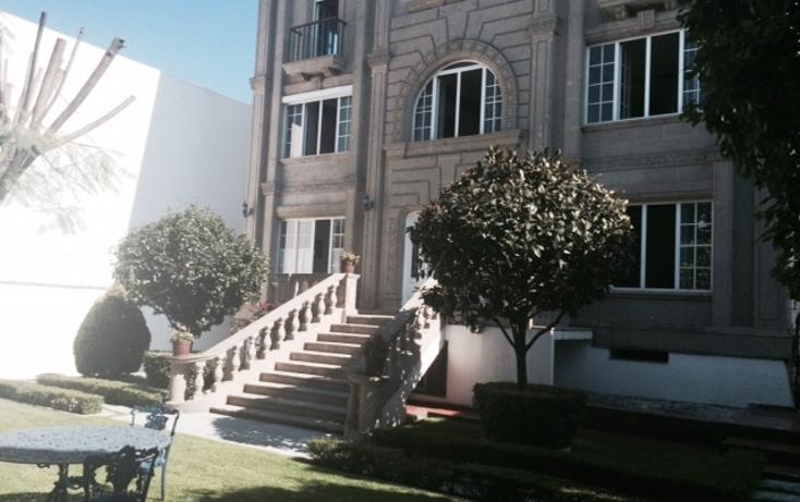 Foto de casa en renta en  , jardines del pedregal, álvaro obregón, distrito federal, 1252615 No. 01