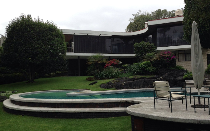 Foto de casa en venta en  , jardines del pedregal, álvaro obregón, distrito federal, 1261833 No. 04