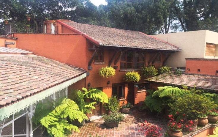 Foto de casa en venta en  , jardines del pedregal, álvaro obregón, distrito federal, 1323663 No. 01