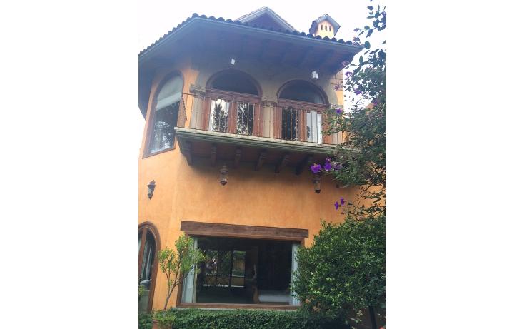 Foto de casa en venta en  , jardines del pedregal, ?lvaro obreg?n, distrito federal, 1360257 No. 01