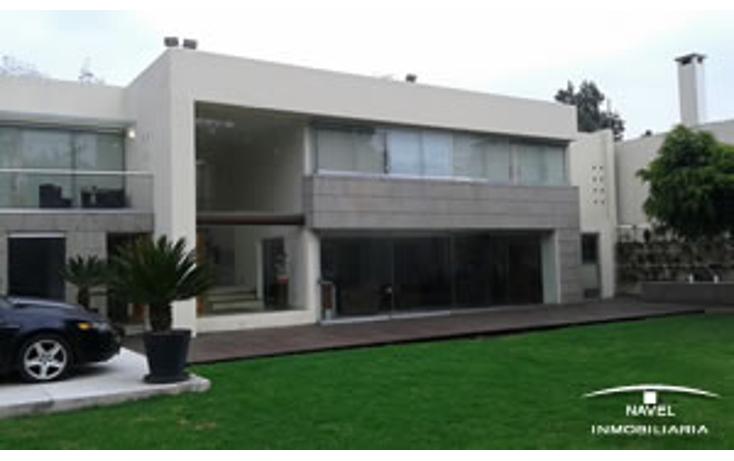 Foto de casa en venta en  , jardines del pedregal, ?lvaro obreg?n, distrito federal, 1404079 No. 01