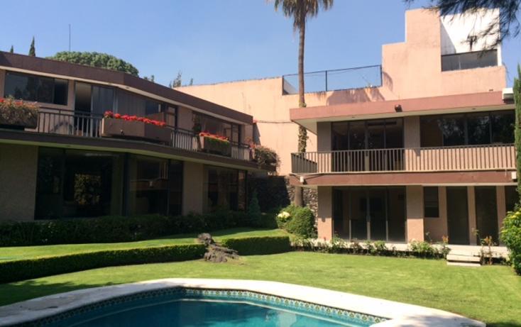 Foto de casa en venta en  , jardines del pedregal, álvaro obregón, distrito federal, 1452247 No. 01