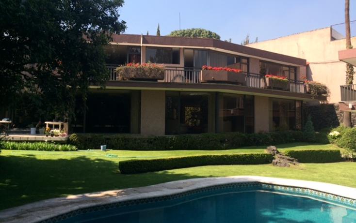 Foto de casa en venta en  , jardines del pedregal, álvaro obregón, distrito federal, 1452247 No. 02