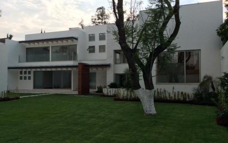 Foto de casa en venta en  , jardines del pedregal, álvaro obregón, distrito federal, 1514294 No. 01