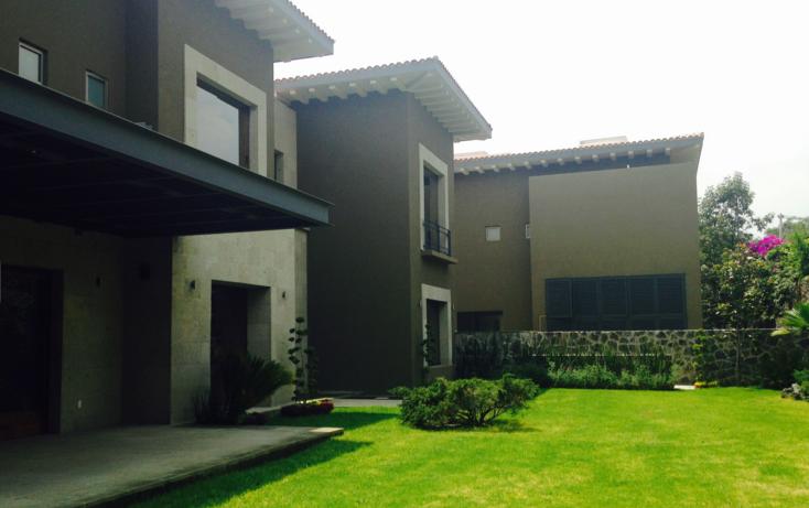 Foto de casa en venta en  , jardines del pedregal, álvaro obregón, distrito federal, 1523581 No. 02
