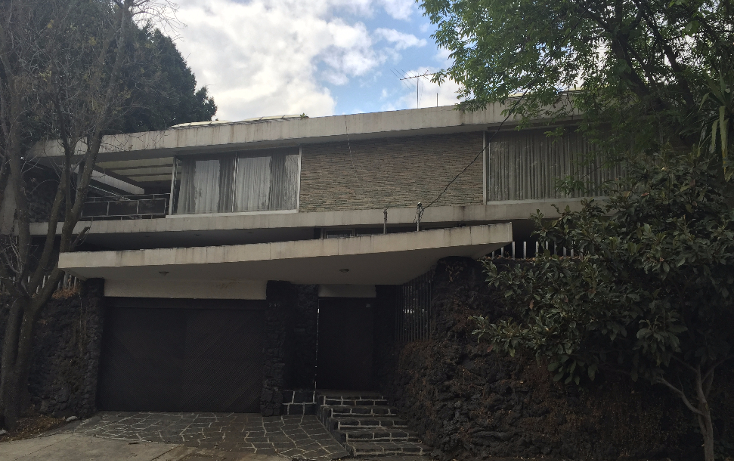 Foto de casa en venta en  , jardines del pedregal, álvaro obregón, distrito federal, 1643788 No. 01