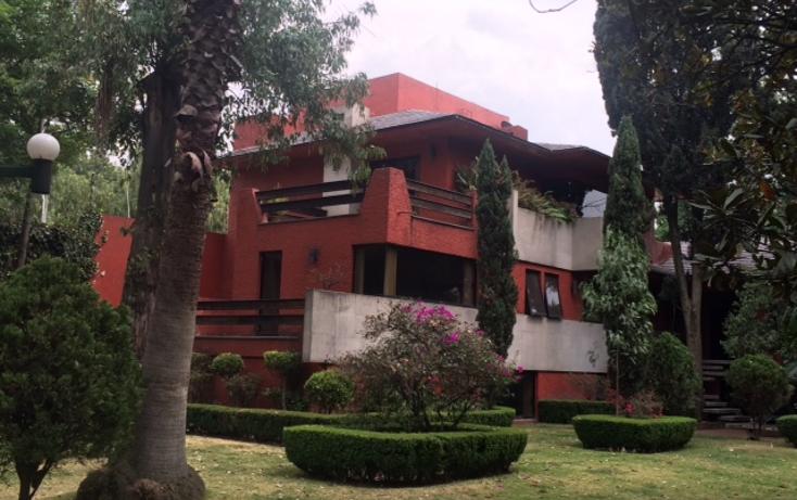Foto de casa en venta en  , jardines del pedregal, álvaro obregón, distrito federal, 1684838 No. 01