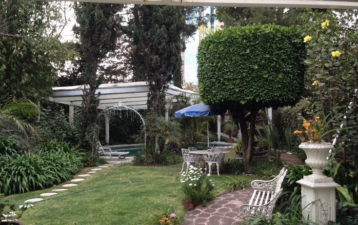 Foto de casa en venta en  , jardines del pedregal, álvaro obregón, distrito federal, 1717554 No. 01