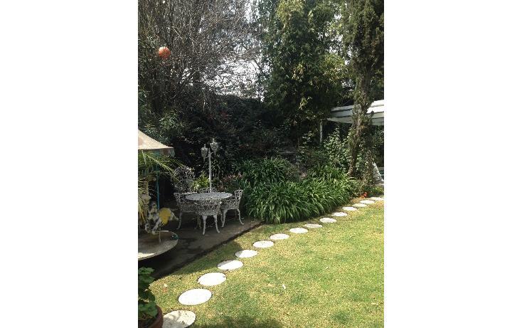 Foto de casa en venta en  , jardines del pedregal, álvaro obregón, distrito federal, 1717554 No. 03