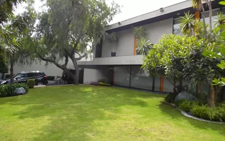 Foto de casa en venta en  , jardines del pedregal, ?lvaro obreg?n, distrito federal, 1768066 No. 01