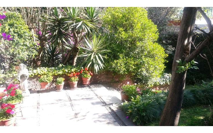 Foto de casa en venta en  , jardines del pedregal, álvaro obregón, distrito federal, 1799666 No. 21