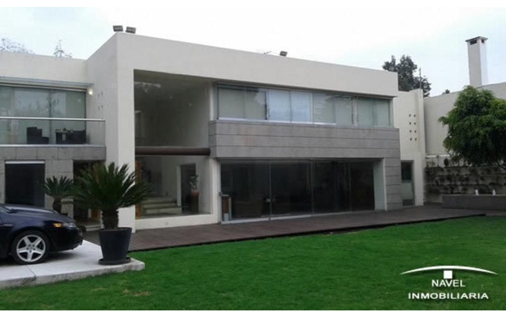 Foto de casa en venta en  , jardines del pedregal, ?lvaro obreg?n, distrito federal, 1807886 No. 01
