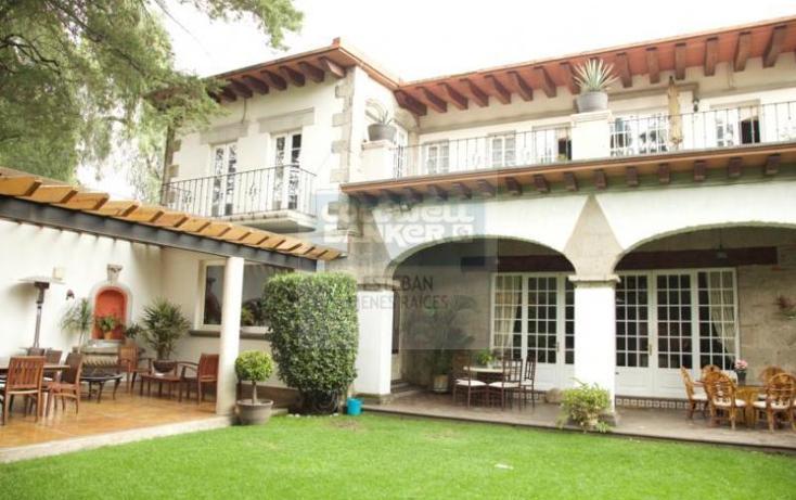 Foto de casa en venta en  , jardines del pedregal, álvaro obregón, distrito federal, 1849944 No. 01