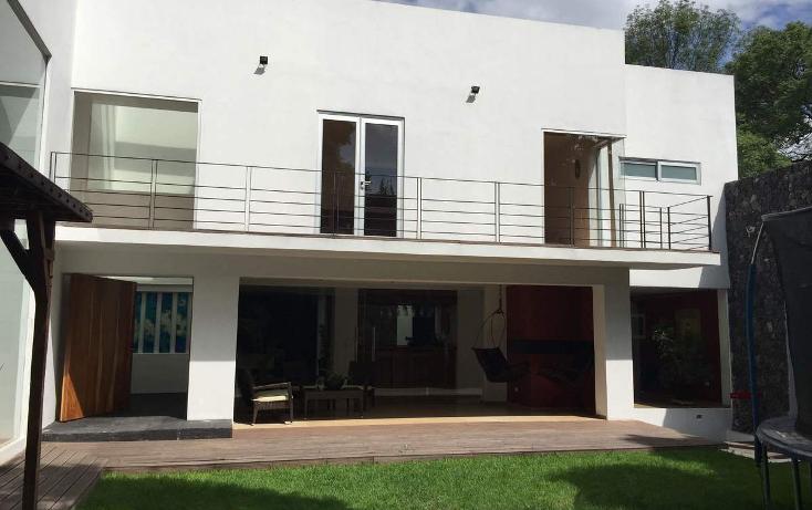 Foto de casa en venta en  , jardines del pedregal, álvaro obregón, distrito federal, 1965723 No. 01