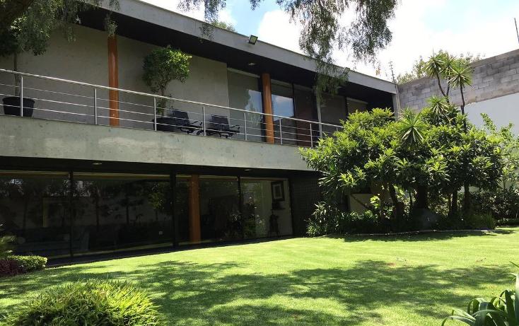 Foto de casa en venta en  , jardines del pedregal, ?lvaro obreg?n, distrito federal, 2033748 No. 01