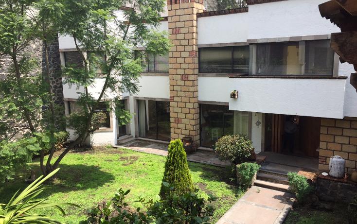 Foto de casa en venta en  , jardines del pedregal, álvaro obregón, distrito federal, 2036362 No. 01