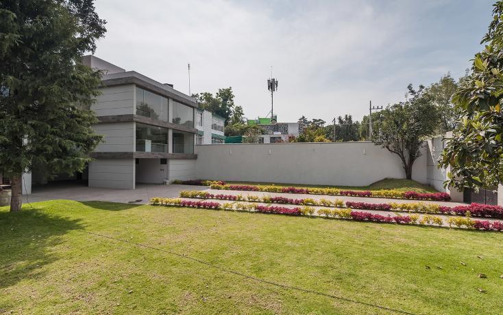 Foto de casa en venta en  , jardines del pedregal, álvaro obregón, distrito federal, 934711 No. 02