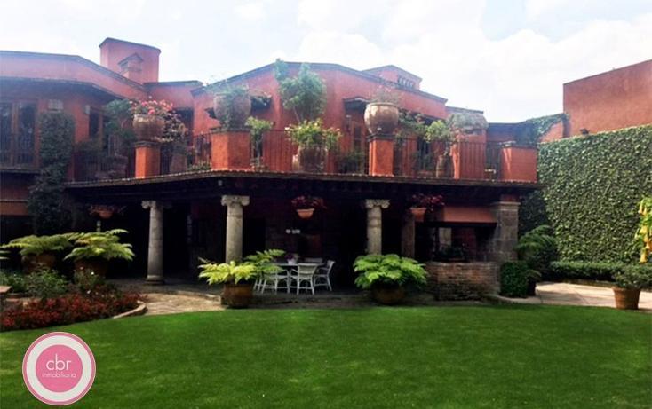 Foto de casa en venta en  , jardines del pedregal, álvaro obregón, distrito federal, 946439 No. 01