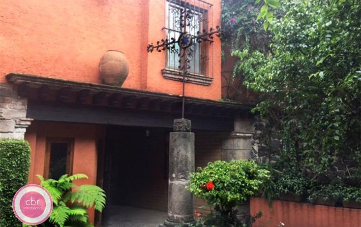 Foto de casa en venta en  , jardines del pedregal, álvaro obregón, distrito federal, 946439 No. 09