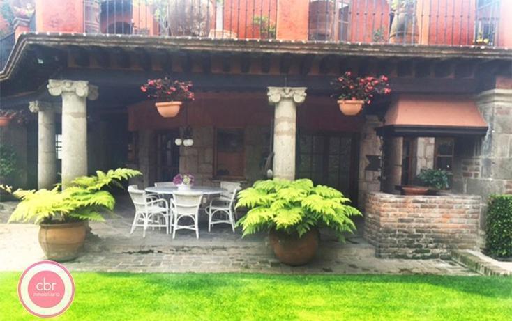 Foto de casa en venta en  , jardines del pedregal, álvaro obregón, distrito federal, 946439 No. 10