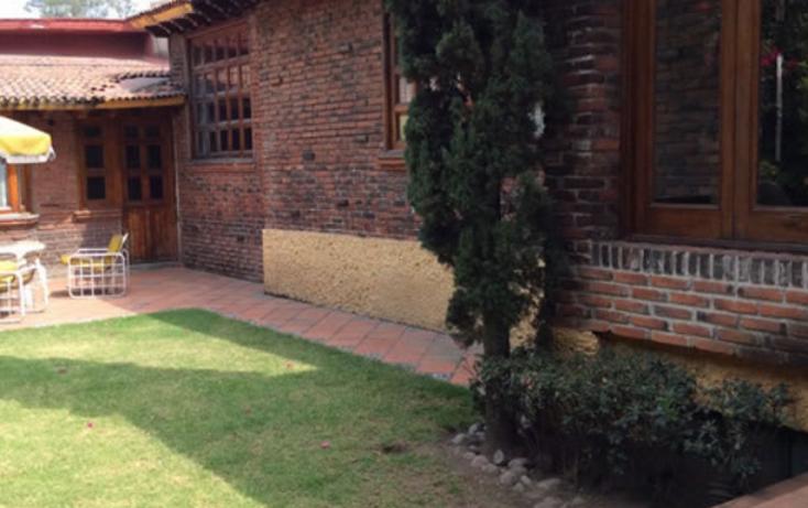 Foto de casa en venta en  , jardines del pedregal de san ?ngel, coyoac?n, distrito federal, 1499085 No. 01