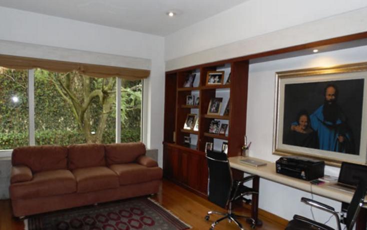 Foto de casa en venta en  , jardines del pedregal de san ?ngel, coyoac?n, distrito federal, 1658961 No. 03