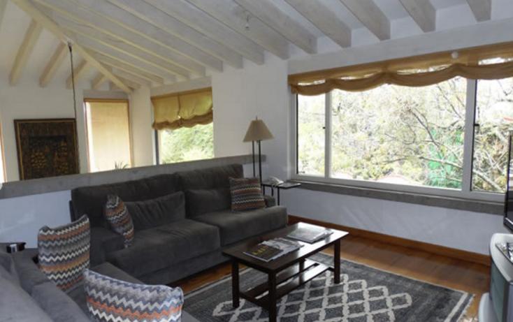 Foto de casa en venta en  , jardines del pedregal de san ?ngel, coyoac?n, distrito federal, 1658961 No. 07