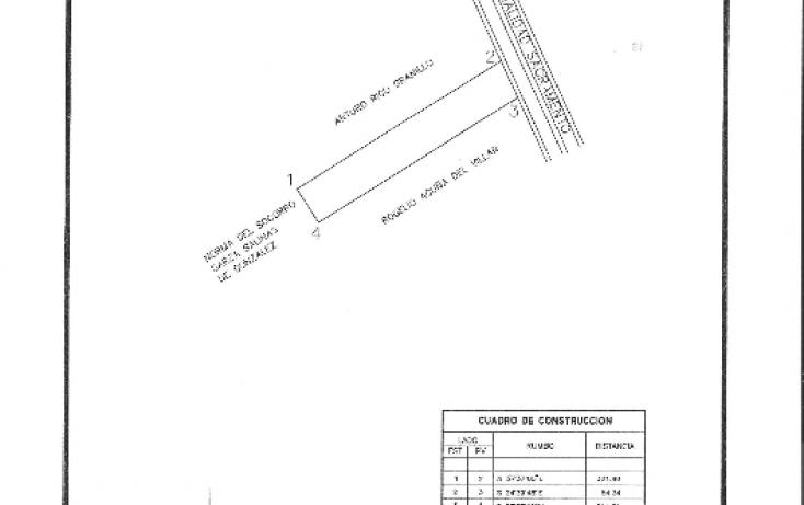 Foto de terreno comercial en venta en, jardines del sacramento i y ii, chihuahua, chihuahua, 772439 no 02