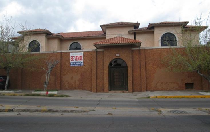 Foto de casa en venta en  , jardines del santuario, chihuahua, chihuahua, 1254421 No. 01