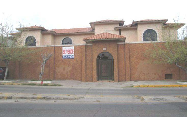 Foto de casa en venta en, jardines del santuario, meoqui, chihuahua, 1984068 no 01