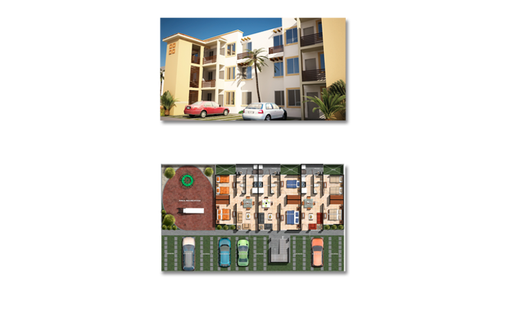 Foto de departamento en venta en  , jardines del sol, bahía de banderas, nayarit, 1475643 No. 02