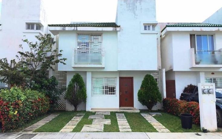 Foto de casa en venta en  , jardines del sur, benito ju?rez, quintana roo, 1563474 No. 01