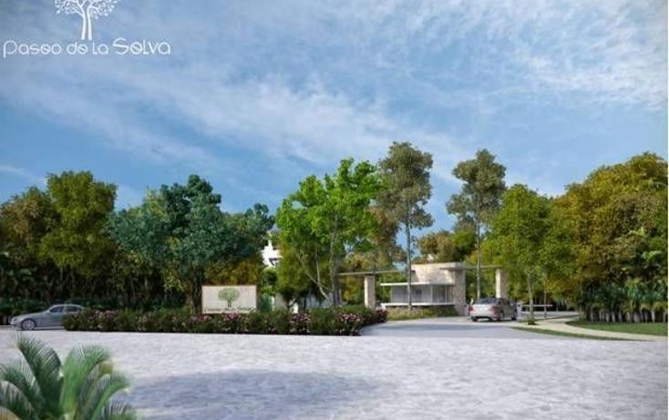 Foto de terreno habitacional en venta en  , jardines del sur, benito juárez, quintana roo, 745671 No. 04
