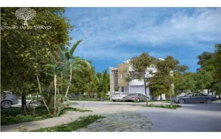 Foto de terreno habitacional en venta en  , jardines del sur, benito juárez, quintana roo, 745671 No. 05