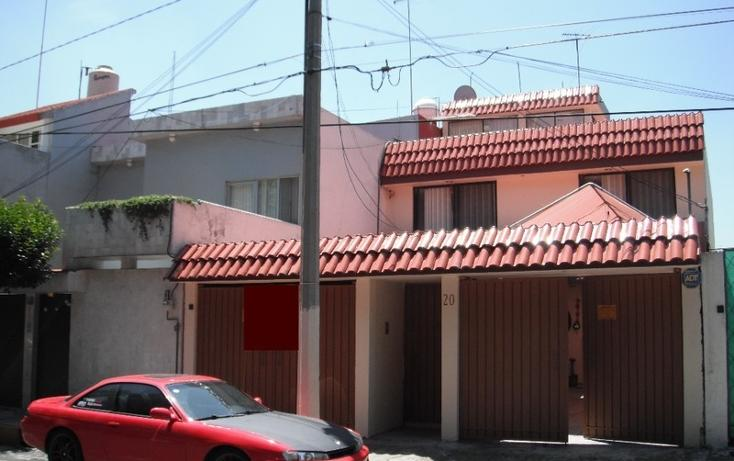 Foto de casa en venta en  , jardines del sur, xochimilco, distrito federal, 1855094 No. 01