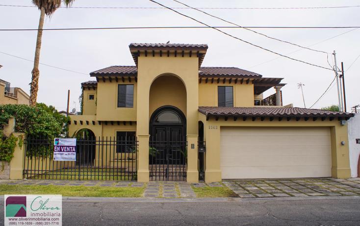 Foto de casa en venta en  , jardines del valle, mexicali, baja california, 1509853 No. 01
