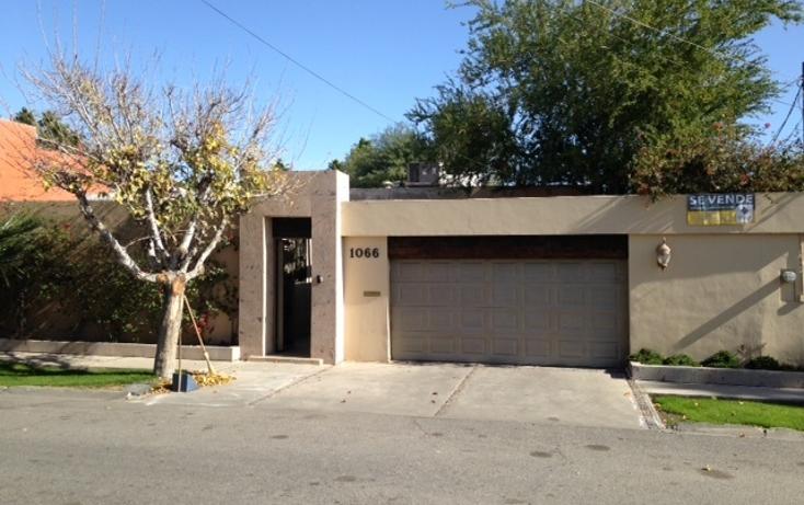 Foto de casa en venta en  , jardines del valle, mexicali, baja california, 1532182 No. 01