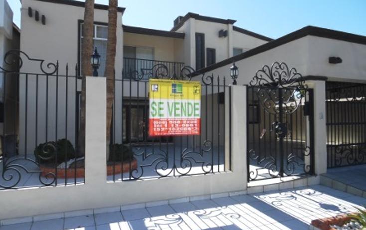 Foto de casa en renta en  , jardines del valle, mexicali, baja california, 2031506 No. 01