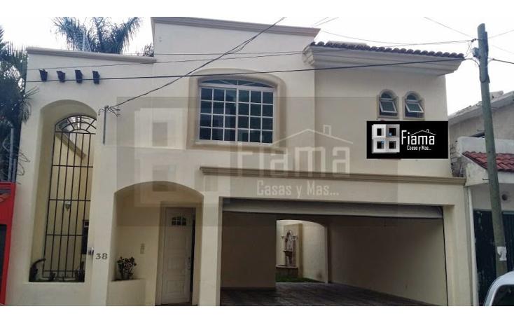 Foto de casa en venta en  , jardines del valle, tepic, nayarit, 1724968 No. 01