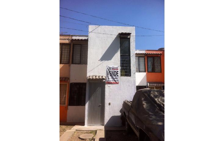 Foto de casa en venta en  , jardines del valle, zapopan, jalisco, 1390911 No. 01