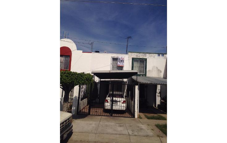 Foto de casa en venta en  , jardines del valle, zapopan, jalisco, 1515868 No. 01