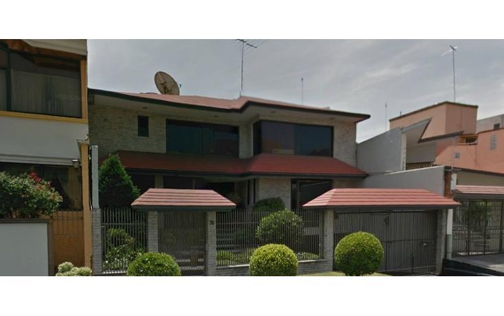 Foto de casa en venta en  , jardines en la montaña, tlalpan, distrito federal, 1011737 No. 01
