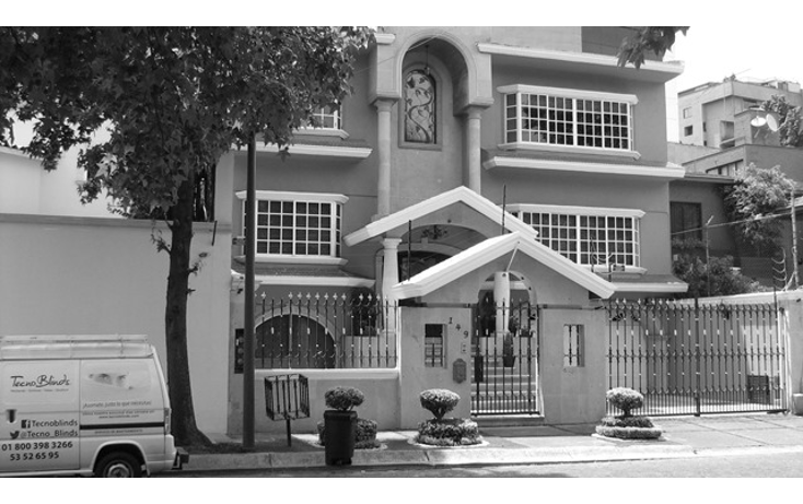 Foto de casa en venta en  , jardines en la montaña, tlalpan, distrito federal, 1282641 No. 01