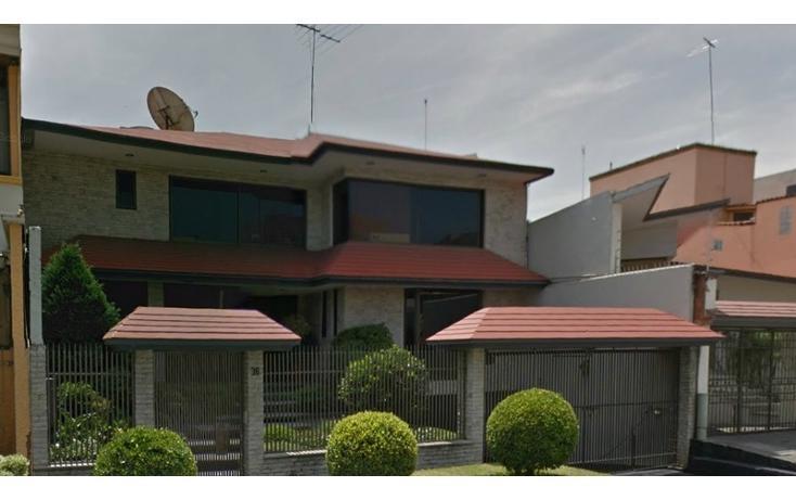 Foto de casa en venta en  , jardines en la montaña, tlalpan, distrito federal, 1394401 No. 02