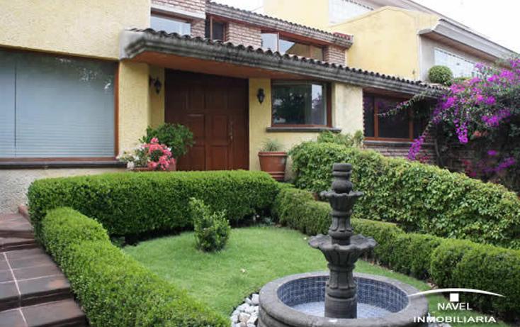 Foto de casa en venta en  , jardines en la monta?a, tlalpan, distrito federal, 1926997 No. 01