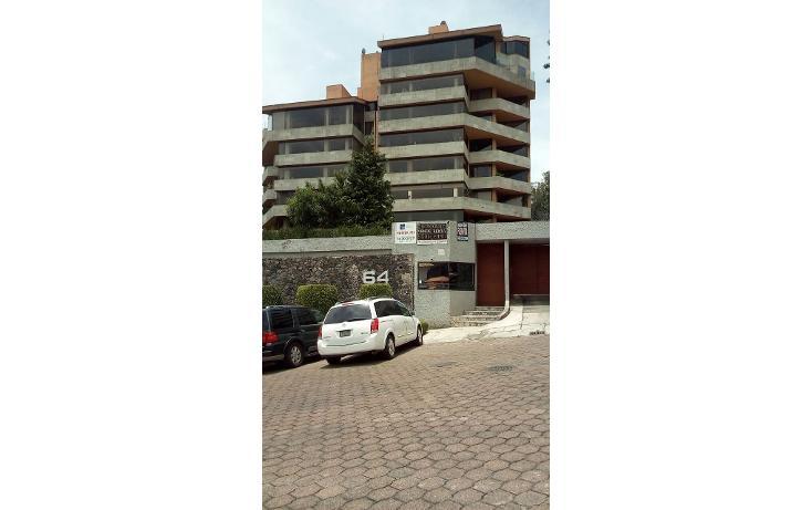 Foto de departamento en renta en  , jardines en la montaña, tlalpan, distrito federal, 2043855 No. 01