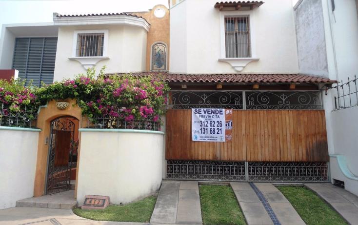 Foto de casa en venta en  , jardines vista hermosa, colima, colima, 1573386 No. 01